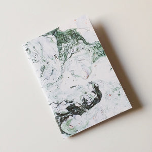 Minimal Paperback A5 Lined Notebook