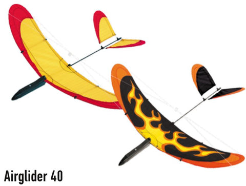 Airglider 40 - Red/Yellow