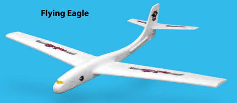 Flying Eagle Foam Glider