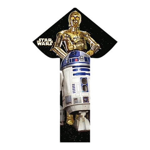 Star Wars - R2-D2 & C3PO Breezy Flyer