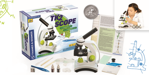 TK2 Scope Microscope Kit