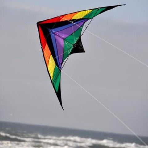 "Rainbow Breeze 68"" Sport Kite"