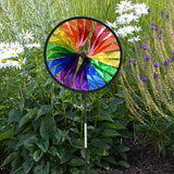 "Rainbow Sparkle 14"" Spinner Wheel"