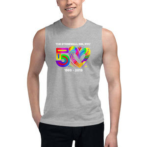 50 Love Full Muscle Shirt
