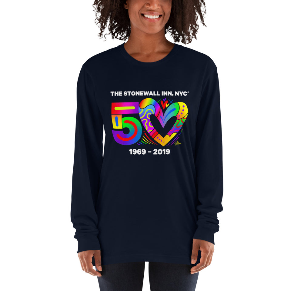 50 Love Long Sleeve Full
