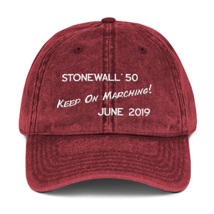 Keep On Marching! #Stonewall50