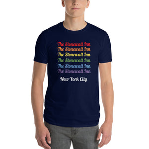 Stonewall Rainbow T-shirt