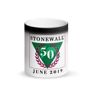 Stonewall50 World Connection Color Changing Magic Mug