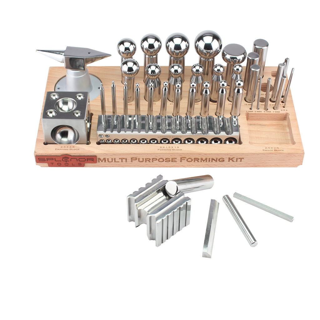 Multi purpose forming kit jewelry tools, jewelry making tools,jewellery tools