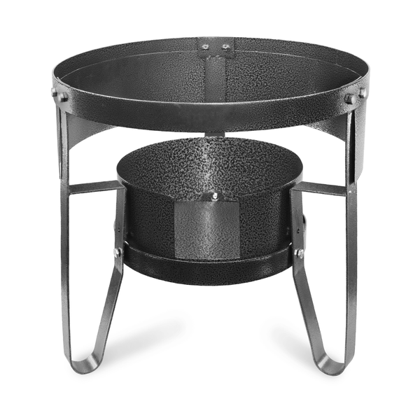 Vulcanus V-L01 Low Pressure Cast Iron Burner. 1-S Single Burner Stand with Wind Screen. Free shipping (Excluding HI, AK)