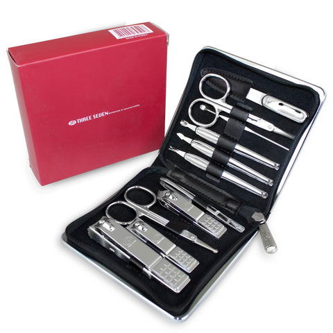 Three Seven, Nail Clipper Set 11pcs TS-950, MADE IN KOREA, Free shipping (Excluding HI, AK)