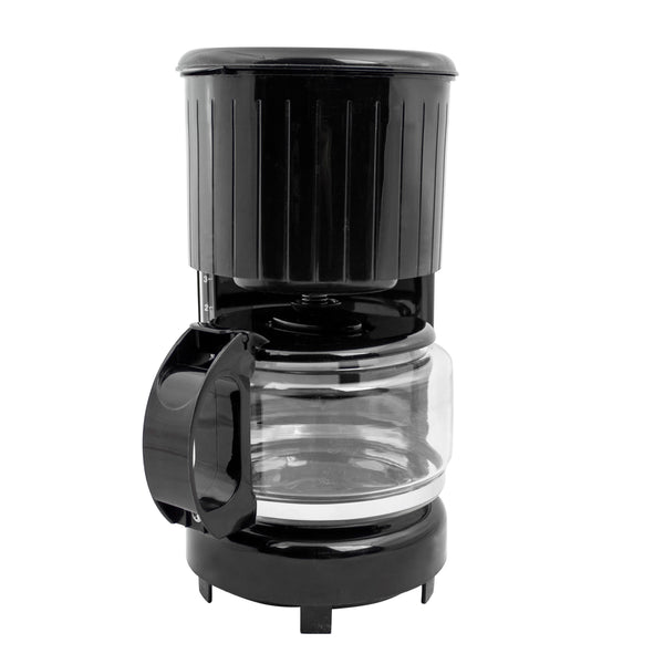 Livart Coffee Maker LCM-06 4CUP 0.625L Black