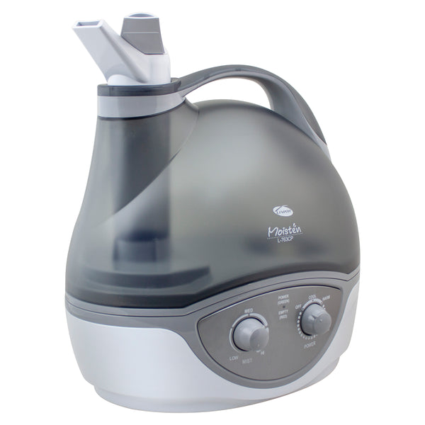 Livart Warm and Cool Dual Spray Humidifier (L-763CP), Free shipping (Excluding HI, AK)