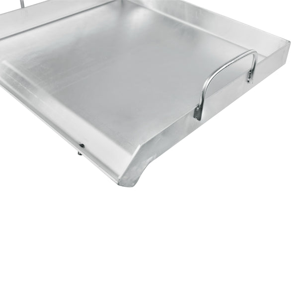 Vulcanus 3-04 Stainless steel griddle, Free shipping (Excluding HI, AK)