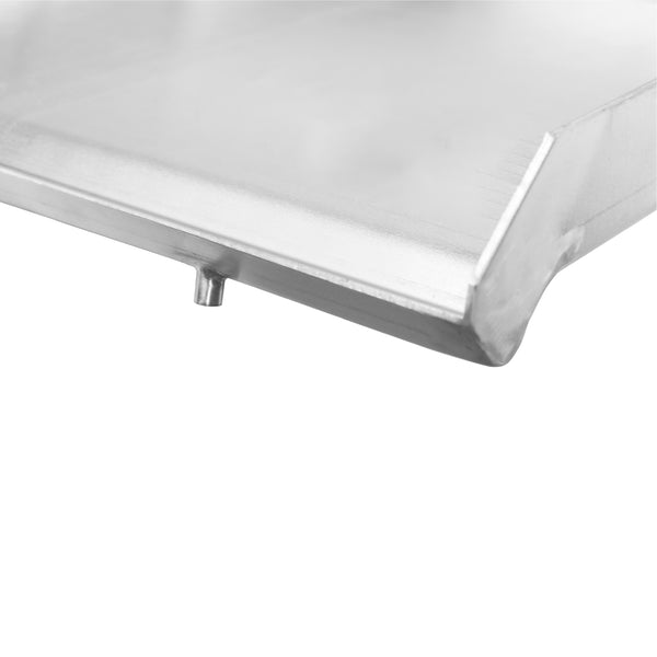Vulcanus 3-04 Stainless steel griddle