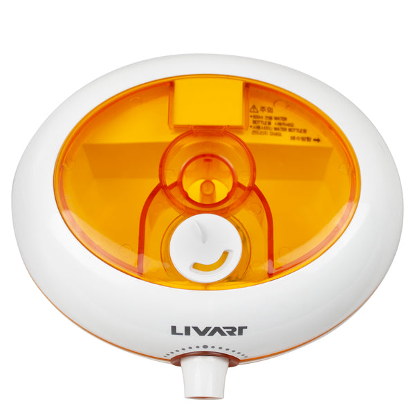 Livart Mini air Humidifier H-B800 Orange