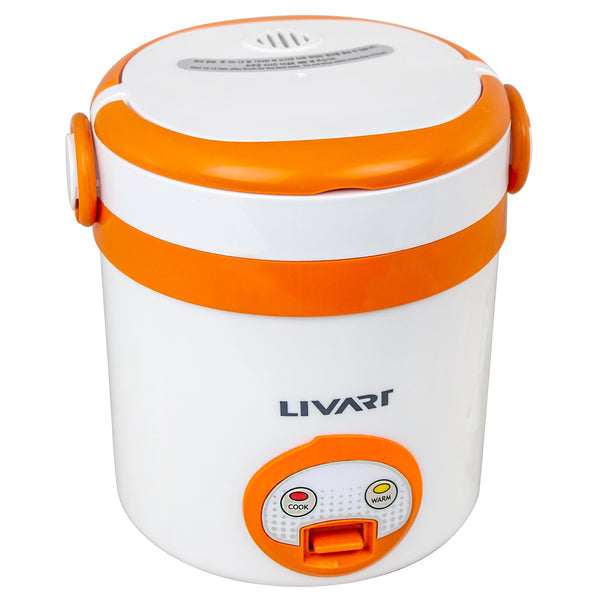 Livarte 1-Cup Rice Cooker, Free shipping (Excluding HI, AK)