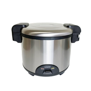 Livart Commercial 30 Cup Rice Cooker