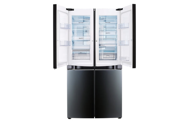LG 34 cu. ft. Super Capacity 4-Door French Door Refrigerator w/CustomChill® Drawer, + Shipping (To be added shipping separately)