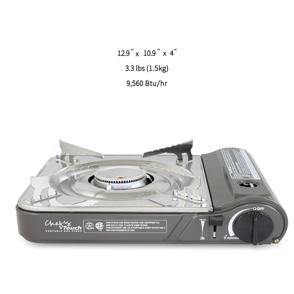 Livart Portable Outdoor Stove, Free shipping (Excluding HI, AK)