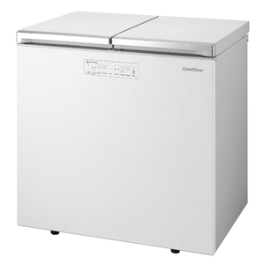 LG Kimchi 7.6CuFt Capacity Specialty Food Refrigerator Chest in Platinum Silver