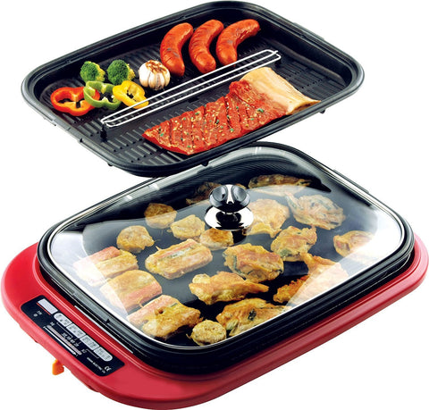 Livart LV-401 Electric Reversible Grill / Griddle, Free shipping (Excluding HI, AK)