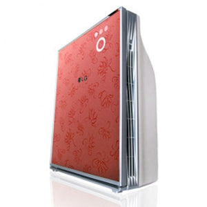 LG Electronics Romantic Pink Air Cleaner