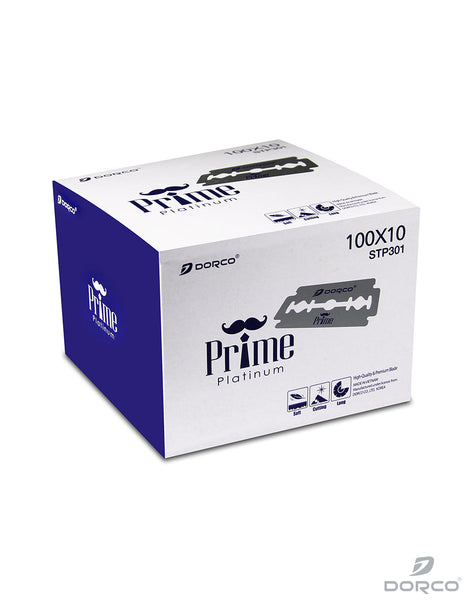 Dorco STP-301 Prime Platinum Razor Blades (12 pack) with Free Shipping