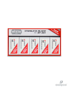 Dorco ST-301 Platinum Razor Blades (10 pack) with Free Shipping