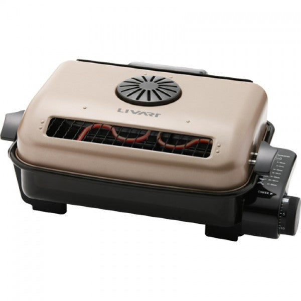 Livart TW-701B Multi-Purpose Fish Grill, Free shipping (Excluding HI, AK)