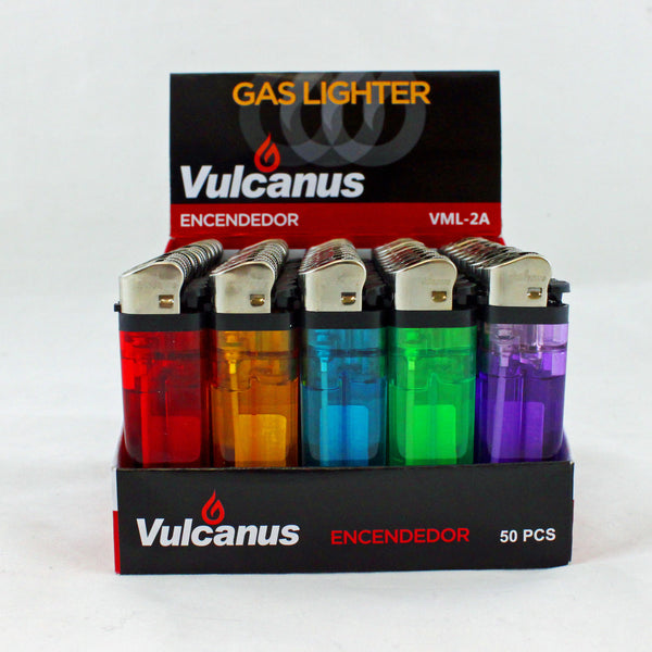Vulcanus Disposable Lighter (50 pack) with Free Shipping