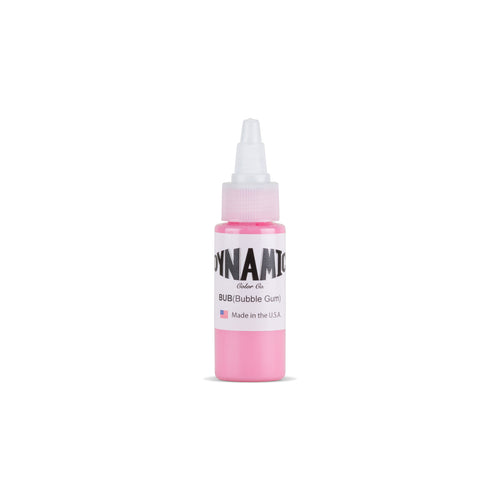Bubble Gum Pink 1 oz. Bottle
