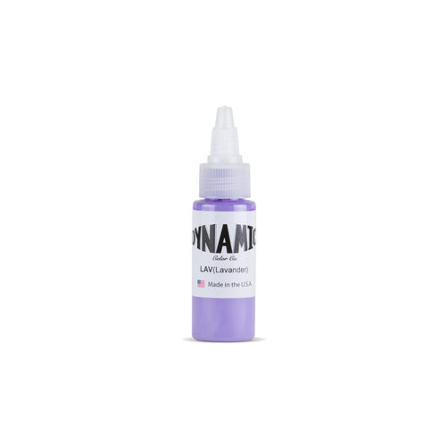 Lavender Tattoo Ink - 1 oz. Bottle