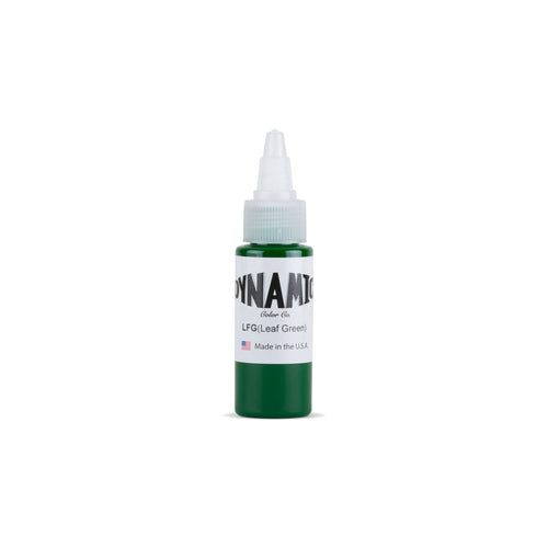 Leaf Green Tattoo Ink - 1 oz. Bottle