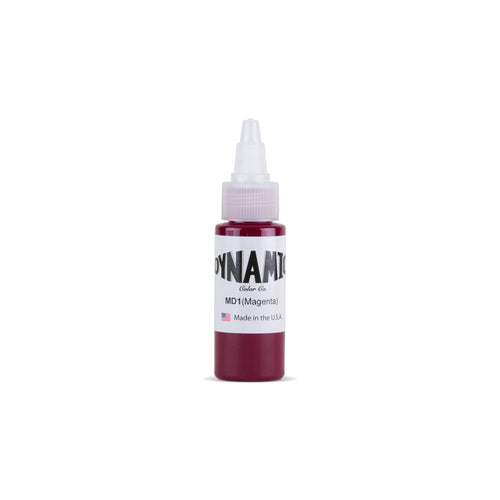 Magenta Tattoo Ink - 1 oz. Bottle