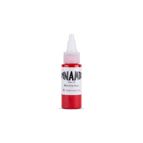 Fire Red Tattoo Ink - 1 oz. Bottle