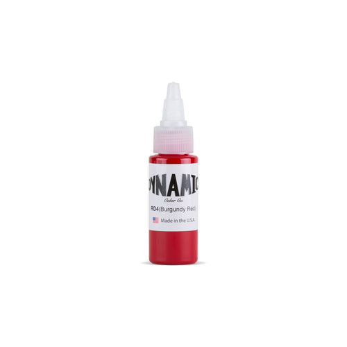 Burgundy Red Tattoo Ink -1 oz. Bottle