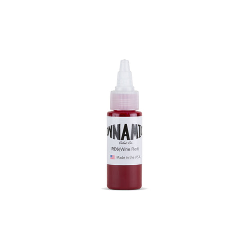 Wine Red Tattoo Ink - 1 oz. Bottle