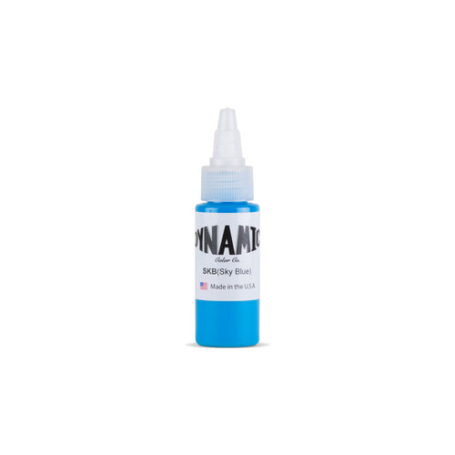 Sky Blue Tattoo Ink - 1 oz. Bottle