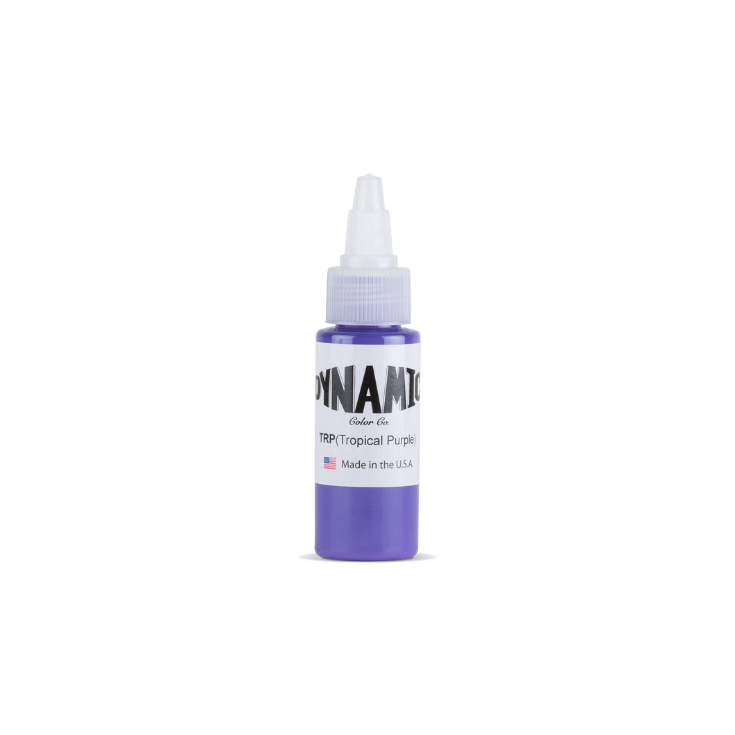 Tropical Purple Tattoo Ink - 1 oz. Bottle