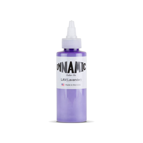 Lavender Tattoo Ink - 4 oz. Bottle