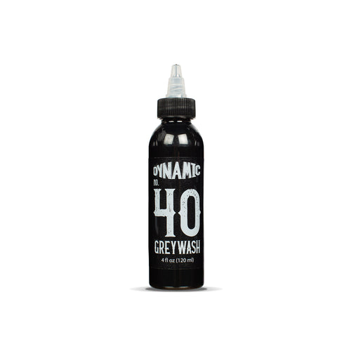 Dynamic Greywash #40 Tattoo Ink - 4 oz.