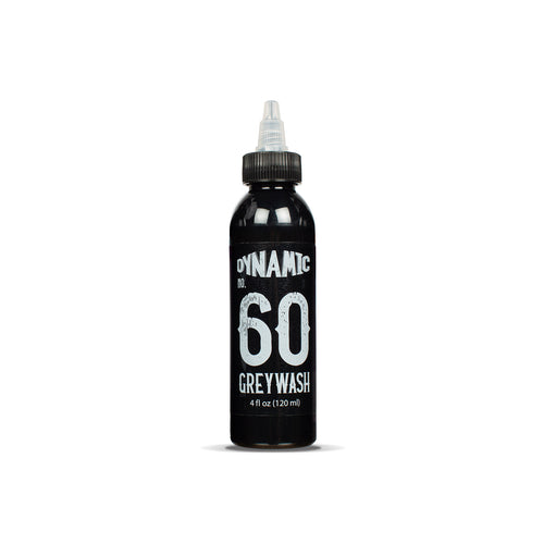 Dynamic Greywash #60 Tattoo Ink - 4 oz.