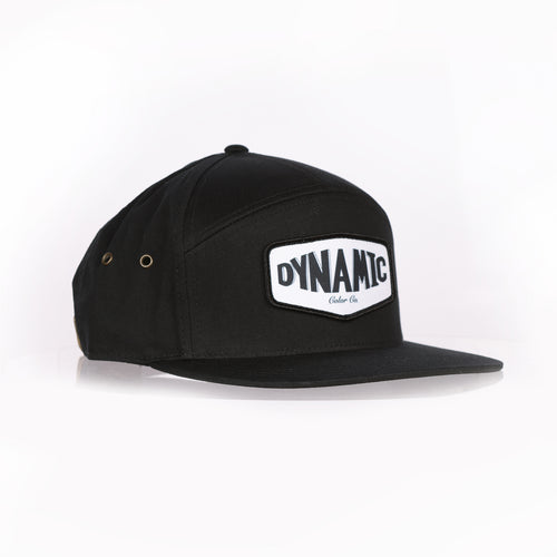 Dynamic 7 Panel Strap Back Hat
