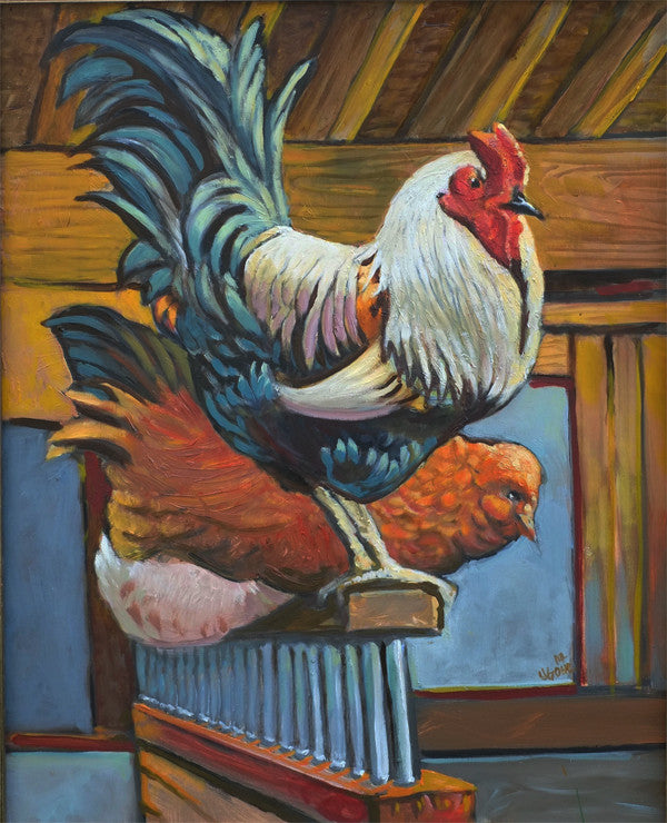Mr. Rooster