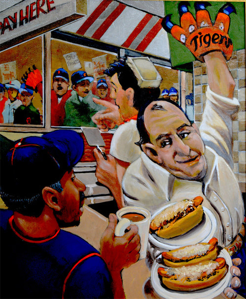 The Lafayette Coney Island