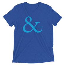 Blue Ampersand Shirt