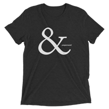 White Ampersand Shirt