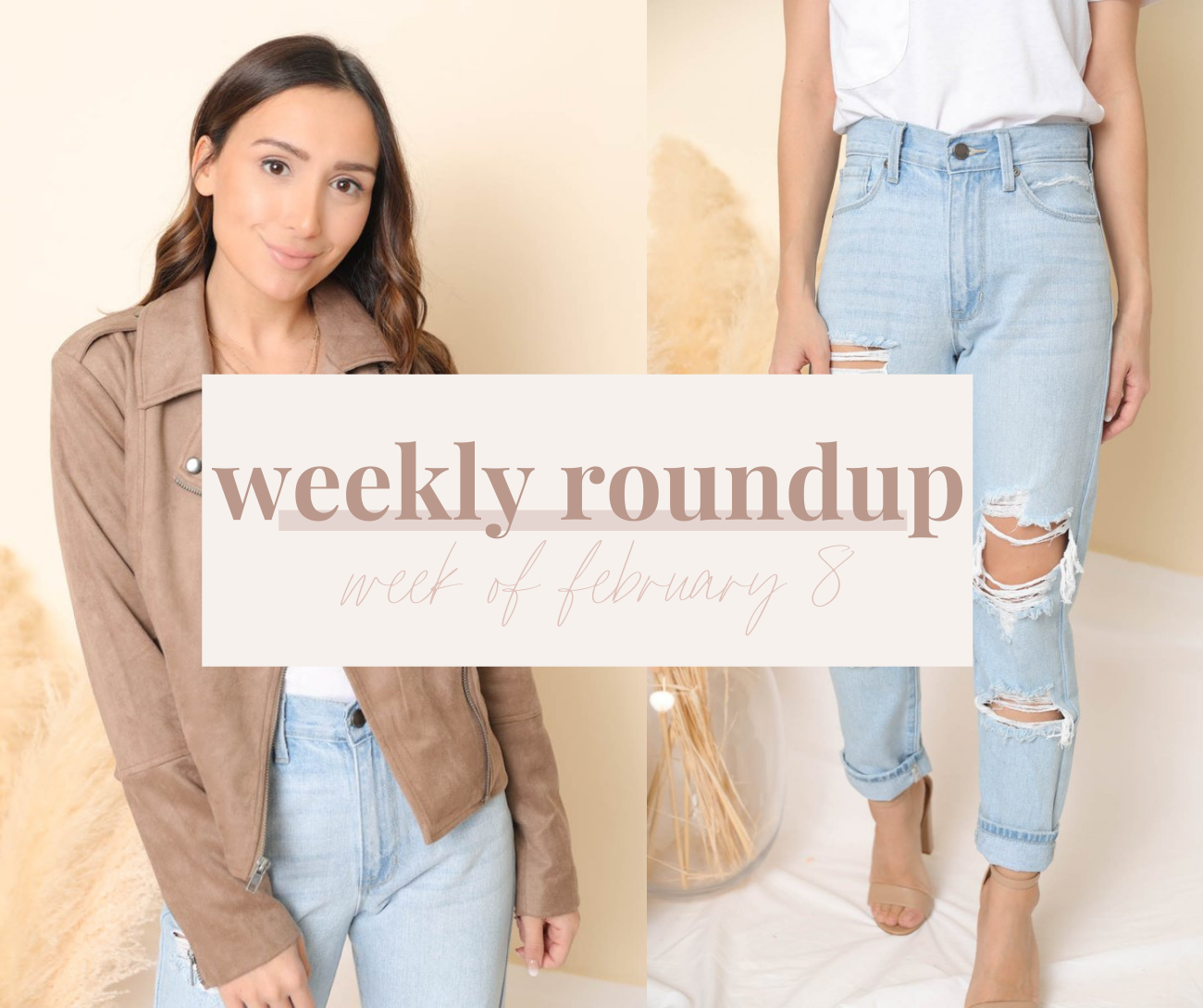 Weekly Roundup - Week of January 8