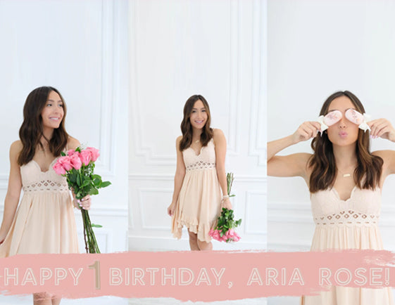 A Year of Aria Rose